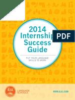 ILSC 인턴쉽 internship-success-guide
