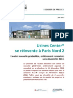 Communique de Presse Usines Center-1