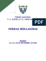 TORNEO NACIONAL ACD Canillas 2009 Dossier v. Final
