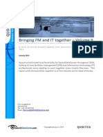 Bringing FM and IT together – Volume II