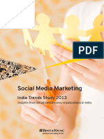 EY-Social Media Marketing India Trends Survey 2013