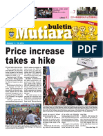 BULETIN MUTIARA JANUARY #1 ISSUE, TAMIL, CHINESE, ENGLISH