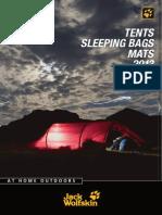 Tent Brochure 2013 en