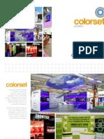 Colorset I Exhibitions & Events
