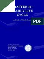 Chap 10 - Life Cycle