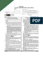 UGC Net Paper D-55-12