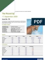 RBS - Round Up - 170909