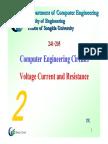 CKT02 Voltage Current and Resistance