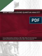 Quantum Analyst