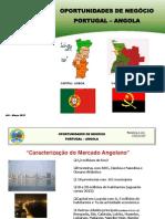 Oportunidades Angola