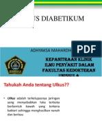 ULKUS DIABETIKUM