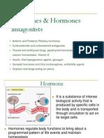 Hormones & Hormones Antagonists