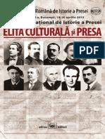 80...Elita Culturala Si Presa