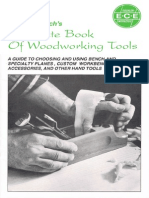 Ece Complete Book of Woodworking Tools