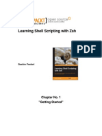 9781783282937_Learning_Shell_Scripting_with_Zsh_Sample_Chapter