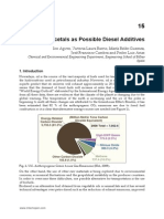 InTech-Acetals as Possible Diesel Additives