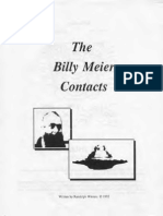 BillyMeier Ufo BillyMeierUfoContactNotes Text
