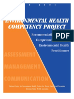 PHA Environmental Health