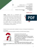 ficha de trabalho nº12 -Teca  - ccritérios (trabalho a pares )