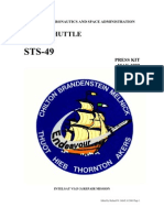 NASA Space Shuttle STS-49 Press Kit