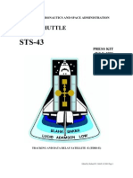 NASA Space Shuttle STS-43 Press Kit