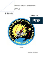 NASA Space Shuttle STS-41 Press Kit