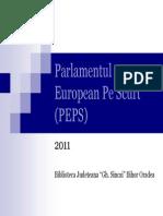Parlamentul European Pe Scurt