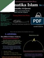 Matematika Islam by Fahmi Basha