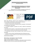 Atividades de Ensino Ciencias PIP Uberlandia