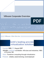 VMware Virtual is at Ion Overview