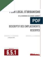 6.5.1-Descriptif des emplacements réservés.pdf