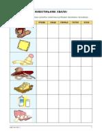 Domace Zivotinje, Nastavni Listic