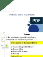 Unit 3 Outbound Travel Documents
