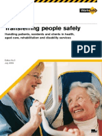 Transferring People Safely - Web