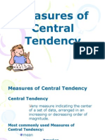07 Measures of Central Tendency
