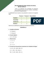 Ejercicios Programcion Lineal Metodo Simplex Octavio Coox 9-2d0