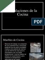 1.- Instalaciones de La Cocina