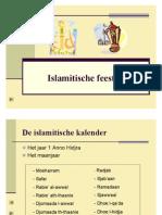 Islamitische feesten