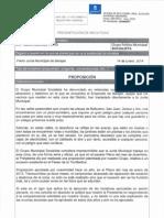 Proposición solicitando actuaciones de conservación Ensanche Barajas