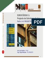 EUROCÓDIGO 3 - Projecto de estruturas de aço