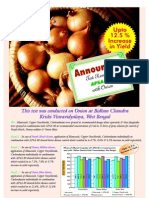 Test results of Apsa 80 with Onion