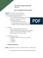 DINÂMICAS TERRITORIAIS - AULAS - Google Drive