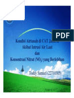 PPT Kondisi at Di CAT Jakarta