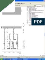 Passat B5 Variant diagrama inchidere centralizata