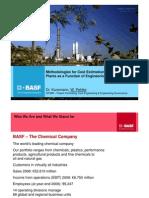 Project Cost BASF
