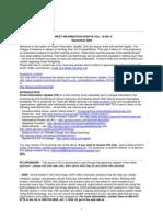 Forest Information Update Vol 10 No 9