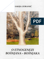 105329813 Hakija Zoranic o Etnogenezi Bosnjana Bosnjaka Knjiga 2