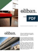 Catalogue Oliban 2010