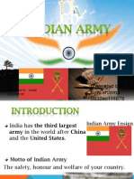 Indian Army ppt