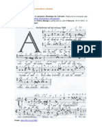 Obras Primas Do Canto Gregoriano